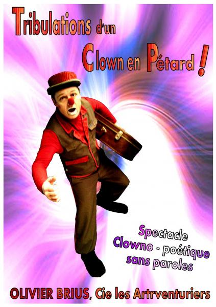 Tribulations d'un clown en pétard